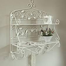 antique vintage shabby chic bathroom cabinets display shelves