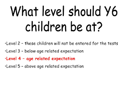 to share important information about ks2 sats to answer any