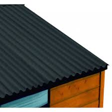 How To Re Roof A Shed With Onduline Corrugated Roofing Sheets by Roofing