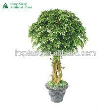 2017 sale indoor artificial tree plants artificial green