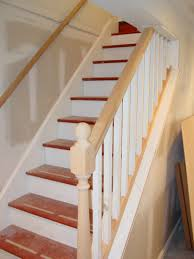 basement stairs finishing ideas amys office