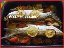 cuisiner du mulet mulet au four recette de cuisine