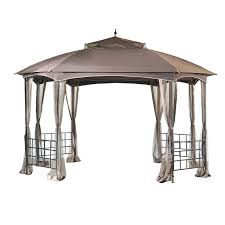 Patio Gazebos For Sale by Amazon Com Sunjoy L Gz660pst Harley Gazebo Patio Lawn U0026 Garden