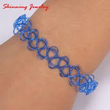 bracelet fine jewelry images 2015 brand new trendy line fishing weave bracelet tattoo 12 color jpg