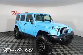 jeep wrangler new 2017 lifted jeep wrangler unlimited sahara winter edition