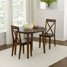 Drop Leaf Kitchen Table For Small Spaces Outstanding Small Drop Leaf Table With 2 Chairs Drop Leaf Kitchen