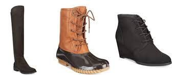 womens boot sale macys s boot sale prices as low as 19 99