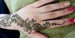 henna design for hand henna tattoo singapore
