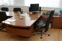 bureau du directeur le bureau du directeur photo stock image du workplace 9673576