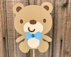 Teddy Bear Centerpieces by Bear Centerpiece Etsy