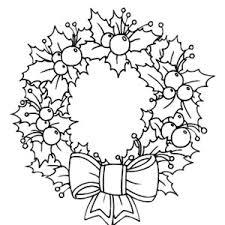 wreath coloring