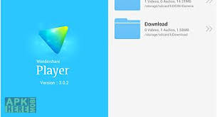wondershare apk wondershare player for android free at apk here store