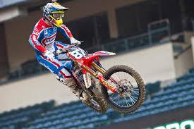 honda motocross racing shane mcelrath u0027s 5 keys to racing supercross