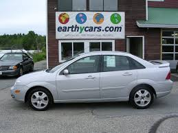 earthy cars blog earthy car of the week 2005 ford focus