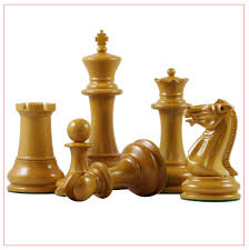 chess set staunton parker staunton chess set in burnt boxwood
