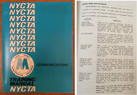 100 new york city transit bus operator manual i u0027m an