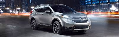 honda jeep models 2018 honda cr v