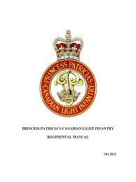 regimental manual print file v3 military science military