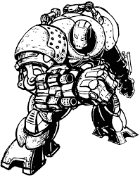 Ironman And War Machine Coloring Pages  Coloring Pages