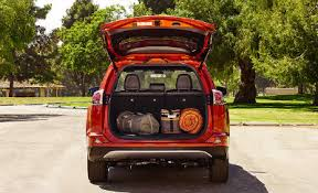 dimensions of toyota rav4 how much space is in the 2016 toyota rav4