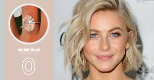 julianne hough engagement ring trends fashion jewelry news events top 4 engagement