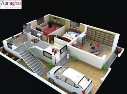 a 3d floor plan lets you plan your house space rooms halls and