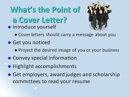 how to write a cover letter ppt video online download