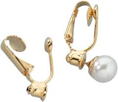 earring converters pierced earring converter 6 pair walmart