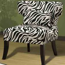 animal print arm chair tags zebra print wingback chair red