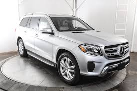 pre owned mercedes suv pre owned 2017 mercedes gls gls 450 suv in ml56168