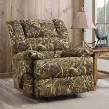 Oversized Reclining Chair Furniture Camouflage Recliners Cheap Camouflage Furniture