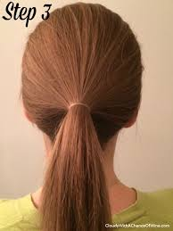quick and easy hairstyles for running quick easy running late hairstyle