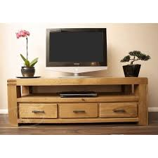 tv stand cabinet with drawers awesome oslo rustic oak large tv stand cabinet best price guarantee