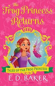 frog princess returns baker kirkus reviews