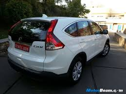 honda cr v diesel likely to be launched in india in 2015