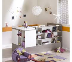 chambre bébé lola lit combiné évolutif 120x60 à 190x90 lola de sauthon sélection