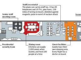 Air Force One Layout Australian Business Traveller Revealed In September British