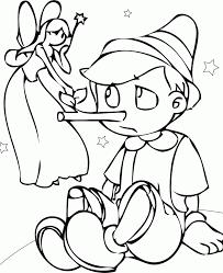 pinocchio coloring pages az coloring home