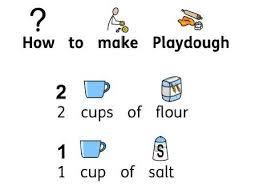 printable playdough recipes visual playdough recipe by kryan500 teaching resources tes