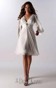 robe mari e originale déco mariage robe mariee courte manche longue une robe de