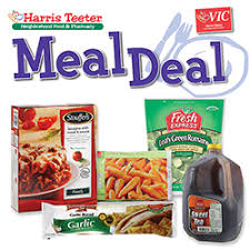 harris teeter meals week of 12 3 12 9 5 meals for 50