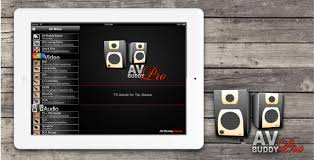 New Av App For Ipad