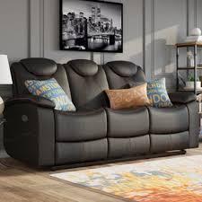 double sided sofa wayfair