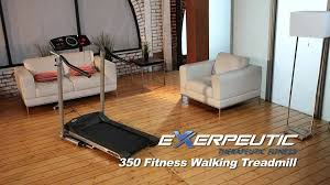 treadmill in living room exerpeutic fitness walking electric treadmill with extra long