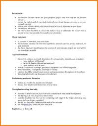 project proposal format template hitecauto us