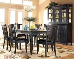black dining room table chairs black dining room set with 6 chairs cvid