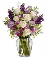 Lavender Bouquet Lavender Rose Bouquet At From You Flowers Com
