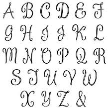 monogram letters monogrammed letters fishingstudio