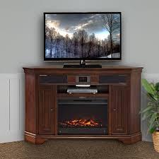 corner fireplace tv stand u2014 kelly home decor