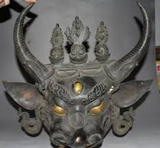 ox mask busts online busts for sale